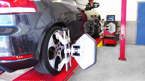 sung beng wheel alignment